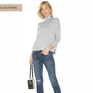 NEW Rag & Bone Turtleneck Sweater Long Sleeves S